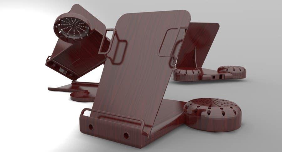 Konkurrenceindlæg #16 for 3D modeling / Redesign for Car cradle
