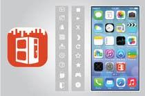 Bài tham dự #26 về Graphic Design cho cuộc thi (Re-)Design icons of iOS app for usage iOS 7