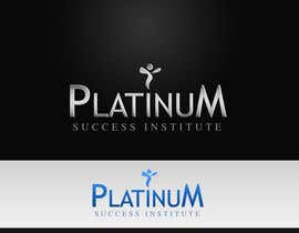 #352 para Logo Design for Platinum Success Institute de paalmee