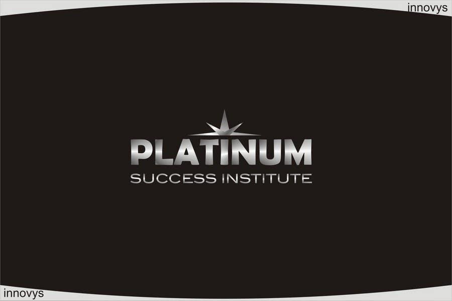 Inscrição nº 634 do Concurso para Logo Design for Platinum Success Institute