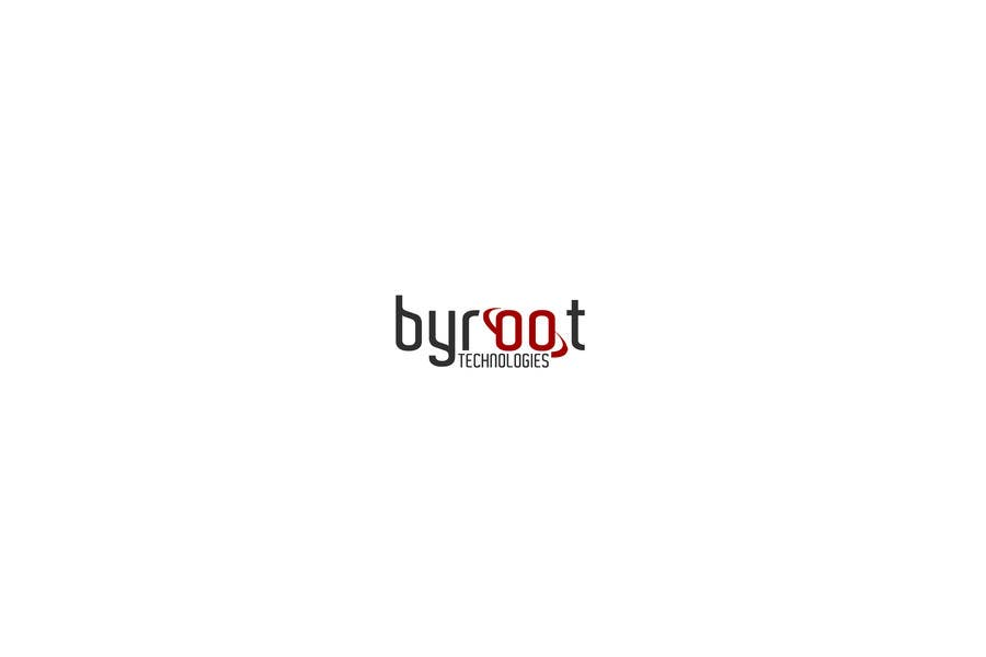 Contest Entry #88 for Develop a Corporate Identity for byroot Technologies