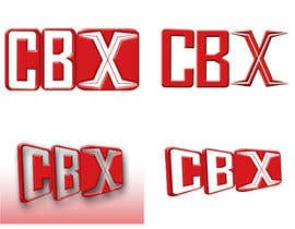 #86 for Design logo CBX by moun06