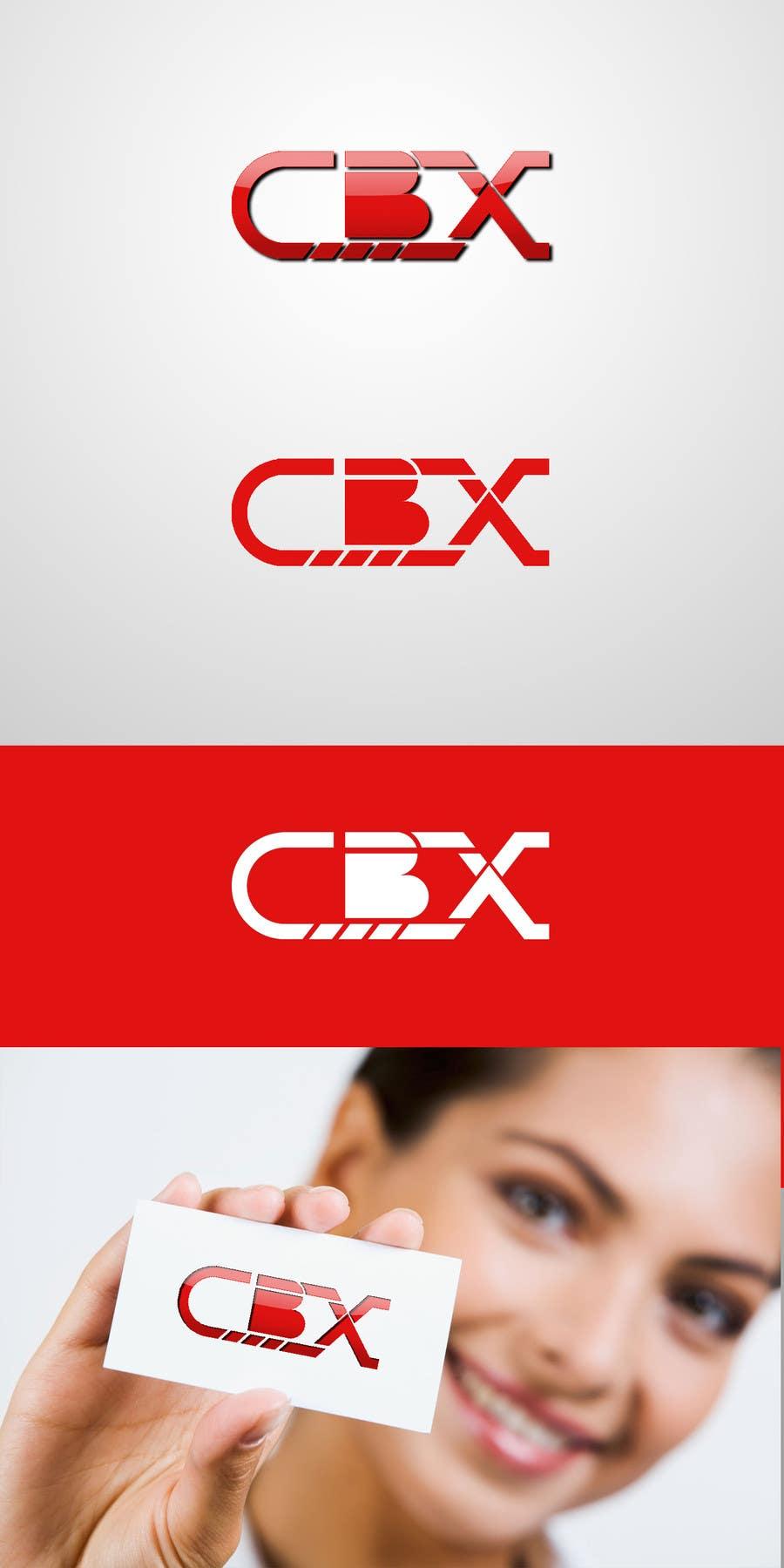 Penyertaan Peraduan #74 untuk Design logo CBX