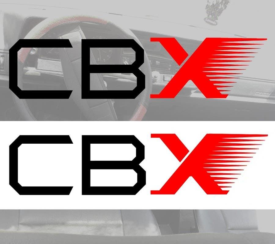 Penyertaan Peraduan #91 untuk Design logo CBX