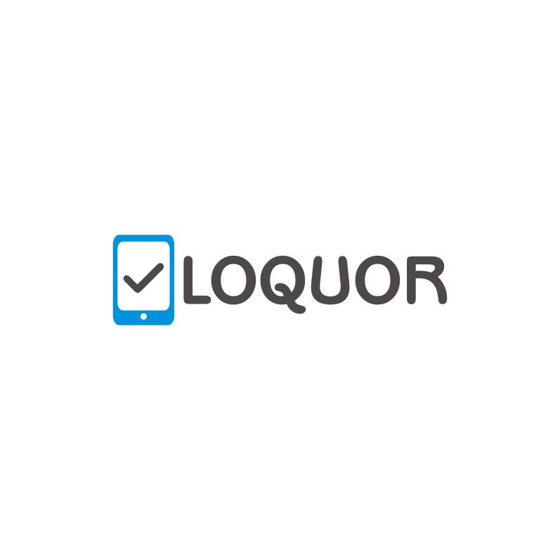 "#45 for Design a Logo for a mobile application ""Loquor"" by ibed05"