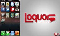 "Contest Entry #14 for Design a Logo for a mobile application ""Loquor"""