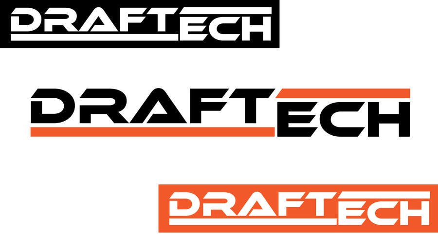 #292 for Design a Logo for Draftech by hammadraja