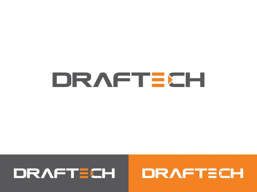 #290 for Design a Logo for Draftech by winarto2012