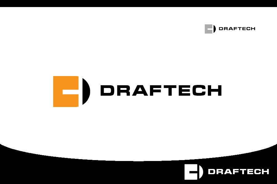 #67 for Design a Logo for Draftech by iffikhan