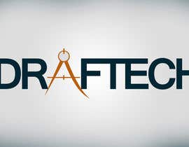 nº 69 pour Design a Logo for Draftech par GHOSTLABX