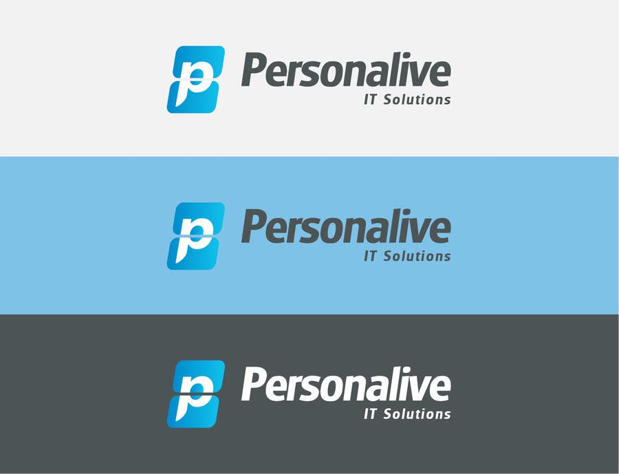 #43 for Design a Logo for Personalive Services by pkapil