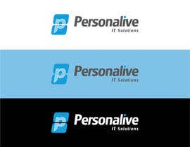 #44 for Design a Logo for Personalive Services by pkapil