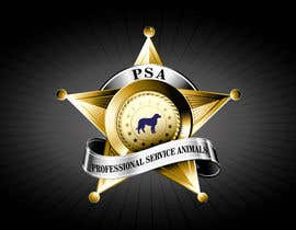 #14 for Design a Logo for PSA (Professional Service Animals) by Arts360