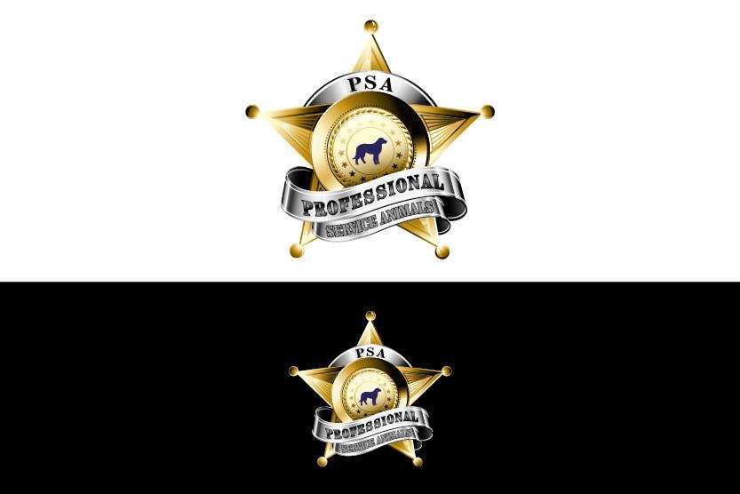 Bài tham dự cuộc thi #                                        18                                      cho                                         Design a Logo for PSA (Professional Service Animals)