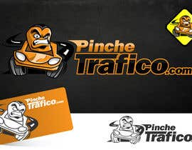 nº 46 pour Graphic Design for PincheTrafico.com par taks0not