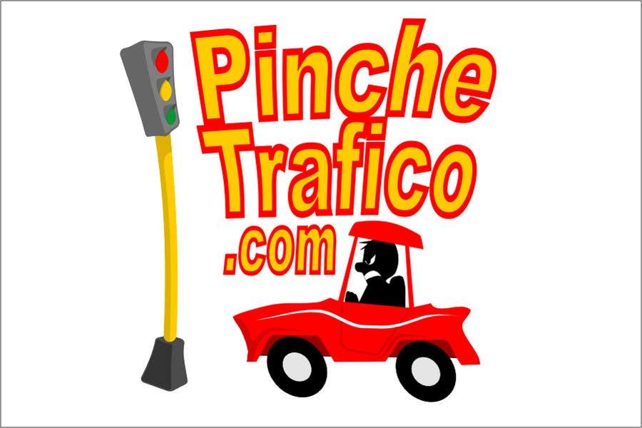 Конкурсная заявка №26 для Graphic Design for PincheTrafico.com