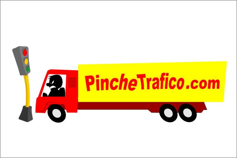 Penyertaan Peraduan #27 untuk Graphic Design for PincheTrafico.com