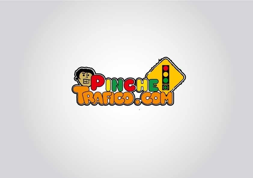Penyertaan Peraduan #24 untuk Graphic Design for PincheTrafico.com