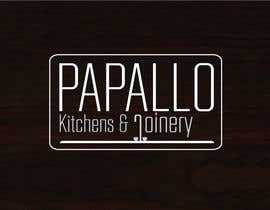 #10 untuk Design a Logo for Papallo Kitchens & Joinery oleh dannnnny85