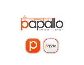 #25 untuk Design a Logo for Papallo Kitchens & Joinery oleh studioprieto