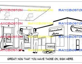 #5 untuk :) :) :) SIMPLE Cartoon Drawing!!! NEED SOON! BEFORE END OF CONTEST!!!! oleh raycboston