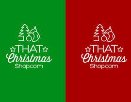 #25 for Design a Logo for That Christmas Shop.com af Designer0713
