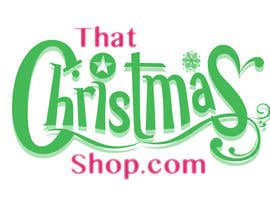 nº 95 pour Design a Logo for That Christmas Shop.com par priyazz