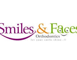 #118 untuk Design a Logo for Smiles & Faces Orthodontics oleh suneshthakkar