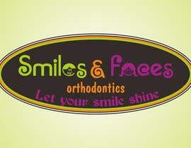 #17 for Design a Logo for Smiles & Faces Orthodontics by agusfendi