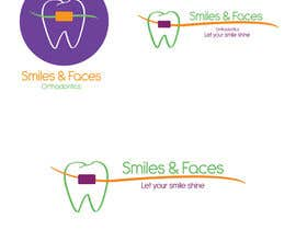 #2 untuk Design a Logo for Smiles & Faces Orthodontics oleh mmorella