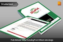 Contest Entry #13 for Develop a Corporate Identity for SUPA brand