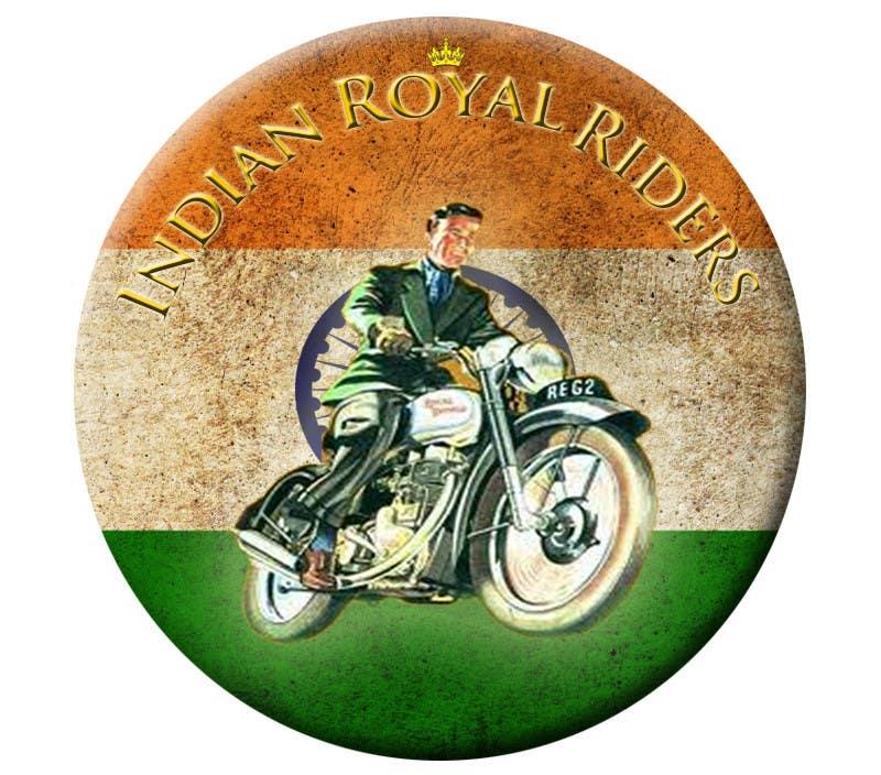 Bài tham dự cuộc thi #                                        6                                      cho                                         Design a Logo for Indianroyalriders.com