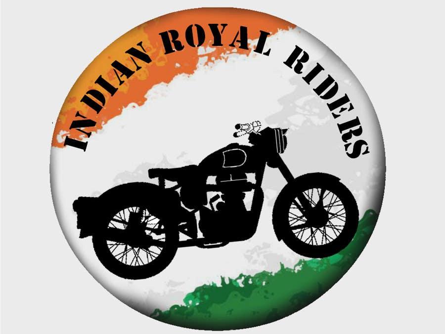 Bài tham dự cuộc thi #                                        18                                      cho                                         Design a Logo for Indianroyalriders.com