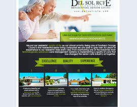 #30 for Design a Facebook Landing page for Del Sol RCFE by mmorella