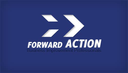 """Contest Entry #164 for Logo Design for Forward Action   -    """"Business Coaching"""""""