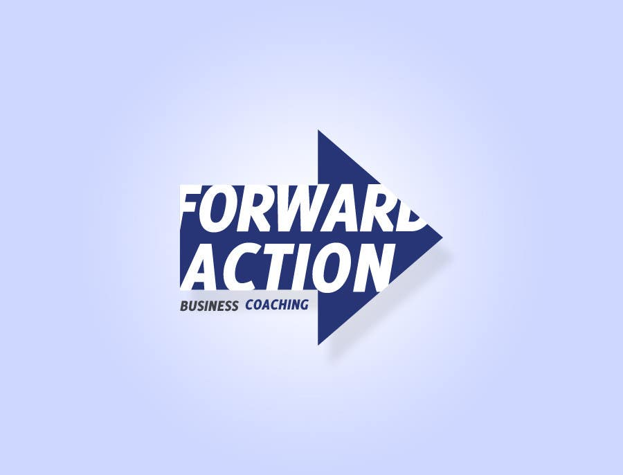 """Contest Entry #                                        217                                      for                                         Logo Design for Forward Action   -    """"Business Coaching"""""""