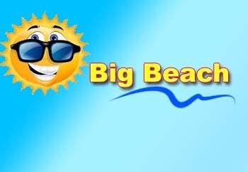 Конкурсная заявка №97 для Logo Design for Big Beach