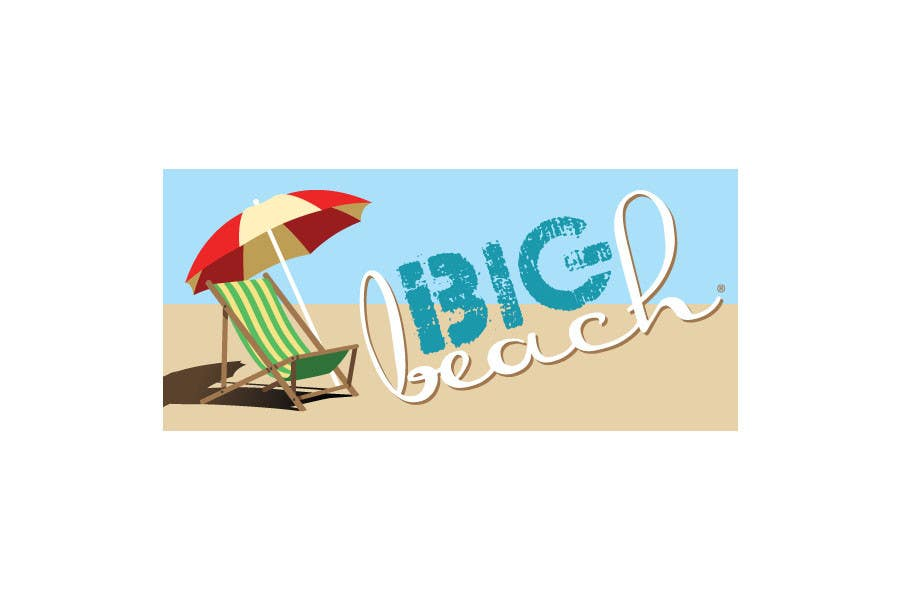 Contest Entry #34 for Logo Design for Big Beach
