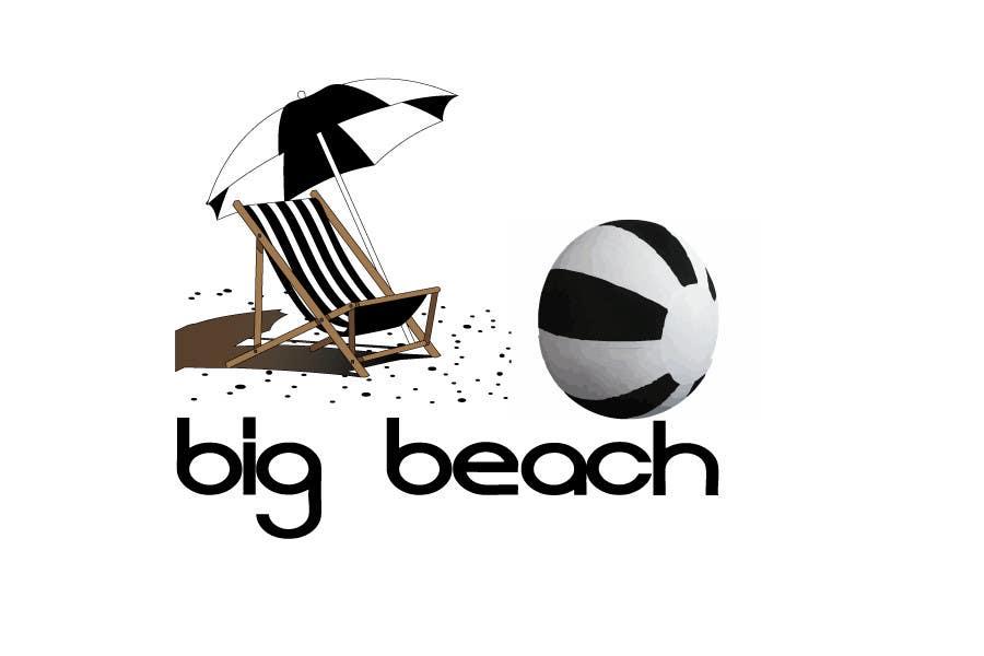 Contest Entry #106 for Logo Design for Big Beach
