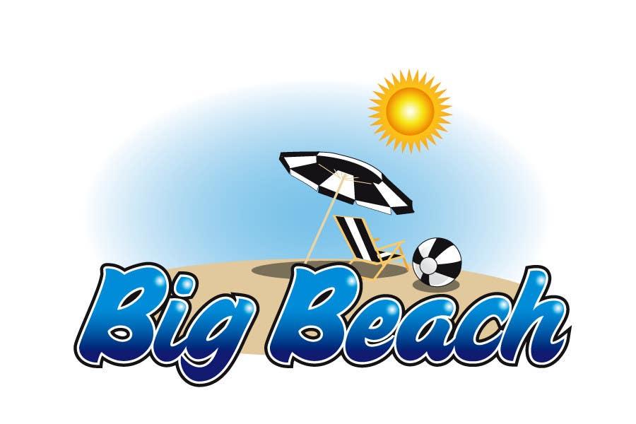 Contest Entry #58 for Logo Design for Big Beach