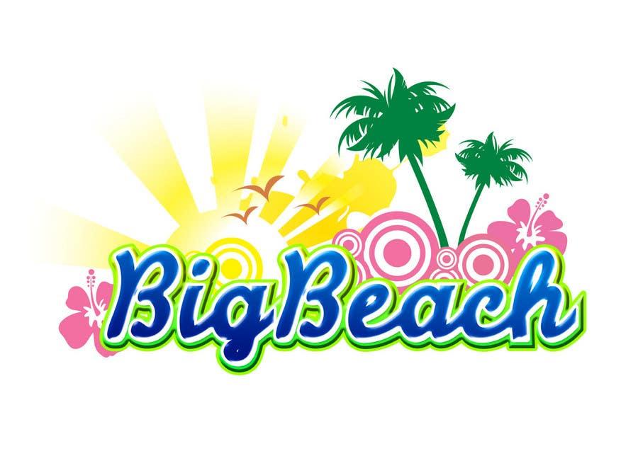 Contest Entry #44 for Logo Design for Big Beach