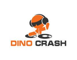 #17 for Logo for Dino Crash by Psynsation