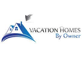 "nº 66 pour Logo design ""vacation homes by owner"" par manuel0827"