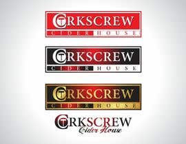 #13 para Design a Logo for Corkscrew Cider House por Fernandes1119