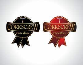 #15 para Design a Logo for Corkscrew Cider House por Fernandes1119