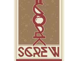 #17 para Design a Logo for Corkscrew Cider House por TerrickD351gn