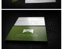"#53 untuk Letterhead Design for Appalachian Consumer Law Center,L.L.P. / ""Consumer Justice for Our Clients"" oleh maidenbrands"