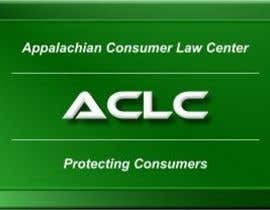 "#32 cho Letterhead Design for Appalachian Consumer Law Center,L.L.P. / ""Consumer Justice for Our Clients"" bởi sirrom"