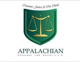 "#55 para Letterhead Design for Appalachian Consumer Law Center,L.L.P. / ""Consumer Justice for Our Clients"" por studiokimus"