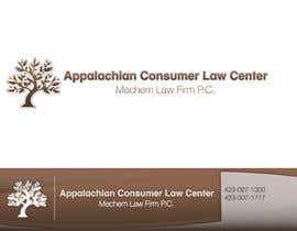 "#30 untuk Letterhead Design for Appalachian Consumer Law Center,L.L.P. / ""Consumer Justice for Our Clients"" oleh W3Devs"